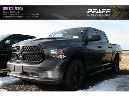 2019 RAM RAM 1500 Crew Cab 4x4 (DS) ST (140.5 WB - 5'7 Box) (Stk: LC9981) in London - Image 1 of 4