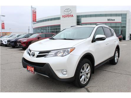 2015 Toyota RAV4 Limited (Stk: 241483) in Milton - Image 1 of 17