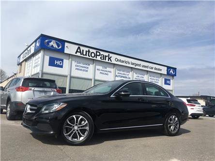 2016 Mercedes-Benz C-Class Base (Stk: 16-76486) in Brampton - Image 1 of 23