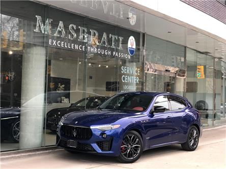 2020 Maserati Levante GranSport (Stk: 41MA) in Toronto - Image 1 of 22