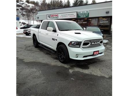 2018 RAM 1500 Sport (Stk: DF1733) in Sudbury - Image 1 of 28