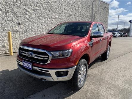 2020 Ford Ranger Lariat (Stk: 20126) in Perth - Image 1 of 18