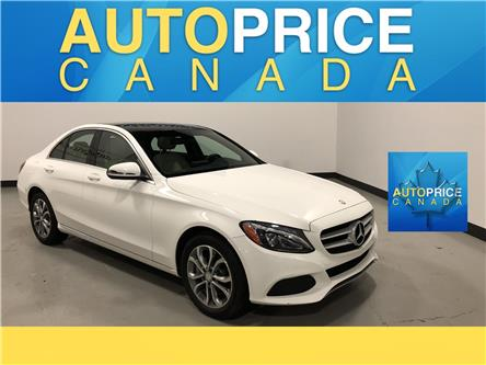 2017 Mercedes-Benz C-Class Base (Stk: W0913) in Mississauga - Image 1 of 27