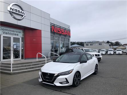 2020 Nissan Sentra SR (Stk: N02-3899) in Chilliwack - Image 1 of 16