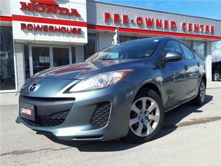 2013 Mazda Mazda3 GX (Stk: 10867AA) in Brockville - Image 1 of 29