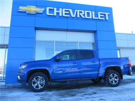 2020 Chevrolet Colorado Z71 (Stk: 20084) in STETTLER - Image 1 of 19