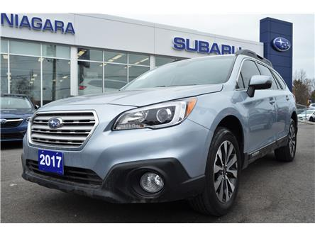 2017 Subaru Outback 2.5i Limited (Stk: Z1645) in St.Catharines - Image 1 of 20