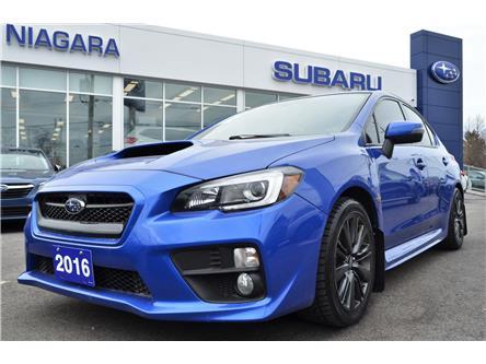 2016 Subaru WRX Sport Package (Stk: Z1649) in St.Catharines - Image 1 of 22