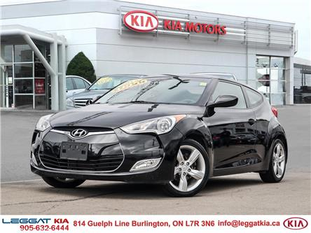 2012 Hyundai Veloster Base (Stk: W0230A) in Burlington - Image 1 of 25
