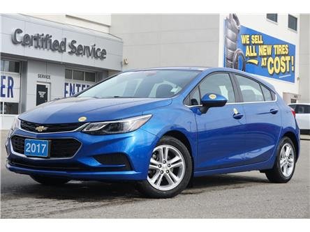 2017 Chevrolet Cruze Hatch LT Auto (Stk: P3536) in Salmon Arm - Image 1 of 15