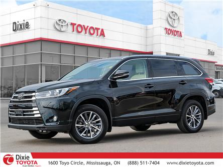 2018 Toyota Highlander XLE (Stk: 72371) in Mississauga - Image 1 of 29