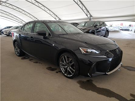 2020 Lexus IS 300 Base (Stk: L20291) in Calgary - Image 1 of 6