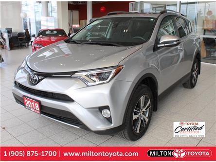2018 Toyota RAV4 XLE (Stk: 811653) in Milton - Image 1 of 39