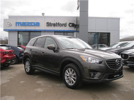 2016 Mazda CX-5 GS (Stk: 00589) in Stratford - Image 1 of 26