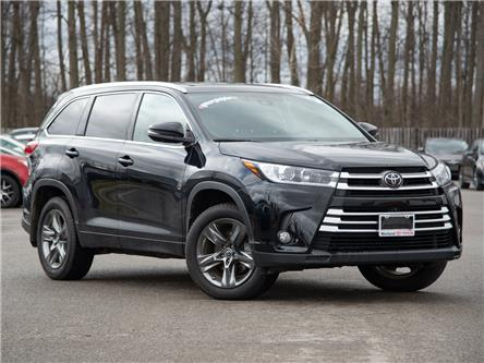 2017 Toyota Highlander Limited (Stk: 6830AX) in Welland - Image 1 of 25