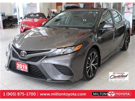 2019 Toyota Camry SE (Stk: 830854) in Milton - Image 1 of 38