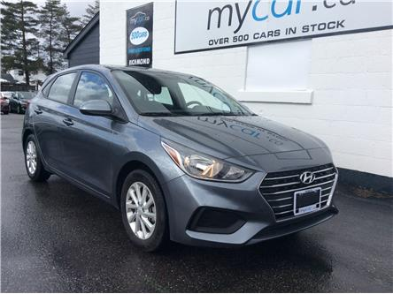 2019 Hyundai Accent Preferred (Stk: 200335) in Richmond - Image 1 of 20