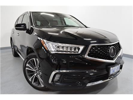 2020 Acura MDX Tech Plus (Stk: L800134ANGELO) in Brampton - Image 1 of 19