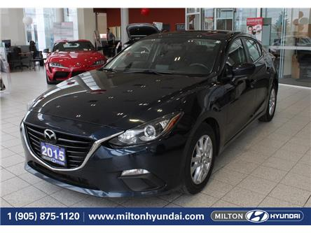 2015 Mazda Mazda3 GS (Stk: 167961) in Milton - Image 1 of 35