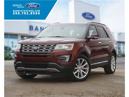 2016 Ford Explorer Limited (Stk: PW2010) in Dawson Creek - Image 1 of 18