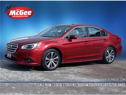 2016 Subaru Legacy 2.5i Limited Package (Stk: 20057A) in Peterborough - Image 1 of 17