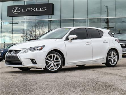 2016 Lexus CT 200h  (Stk: 12881G) in Richmond Hill - Image 1 of 24