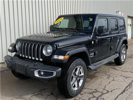 2019 Jeep Wrangler Unlimited Sahara (Stk: X4883A) in Charlottetown - Image 1 of 18