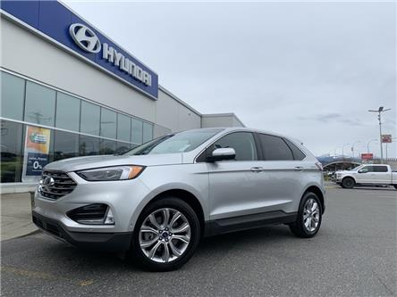 2019 Ford Edge Titanium (Stk: H20-0016P) in Chilliwack - Image 1 of 12