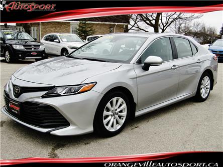 2019 Toyota Camry LE (Stk: 1601) in Orangeville - Image 1 of 13