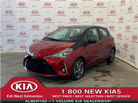2018 Toyota Yaris SE (Stk: 22259A) in Edmonton - Image 1 of 27