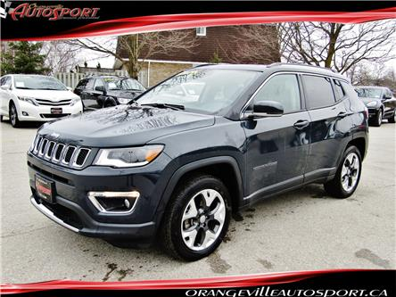 2018 Jeep Compass Limited (Stk: 1602) in Orangeville - Image 1 of 13