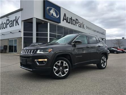 2018 Jeep Compass Limited (Stk: 18-14943RJB) in Barrie - Image 1 of 30