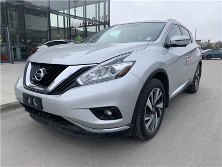 2016 Nissan Murano Platinum (Stk: UT1403A) in Kamloops - Image 1 of 27