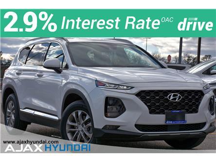 2019 Hyundai Santa Fe ESSENTIAL (Stk: 19703) in Ajax - Image 1 of 32