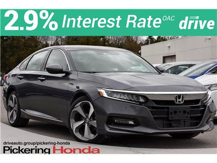 2019 Honda Accord Touring 2.0T (Stk: P5363) in Pickering - Image 1 of 34