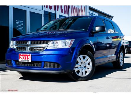 2015 Dodge Journey CVP/SE Plus (Stk: 20159) in Chatham - Image 1 of 21