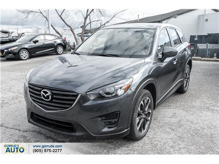 2016 Mazda CX-5 GT (Stk: 841755) in Milton - Image 1 of 5