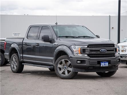 2018 Ford F-150 XLT (Stk: 19FU833T) in St. Catharines - Image 1 of 22