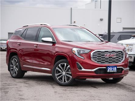 2018 GMC Terrain Denali (Stk: 20ES330T) in St. Catharines - Image 1 of 23