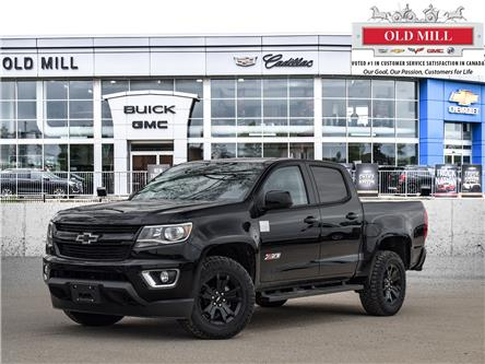 2020 Chevrolet Colorado Z71 (Stk: L1198189) in Toronto - Image 1 of 18