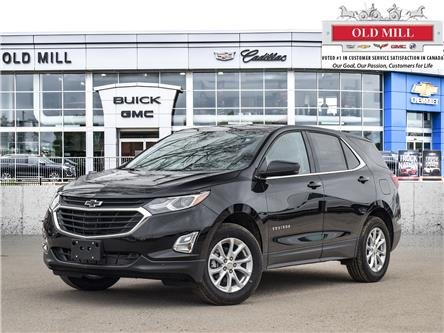 2020 Chevrolet Equinox LT (Stk: L6162634) in Toronto - Image 1 of 18