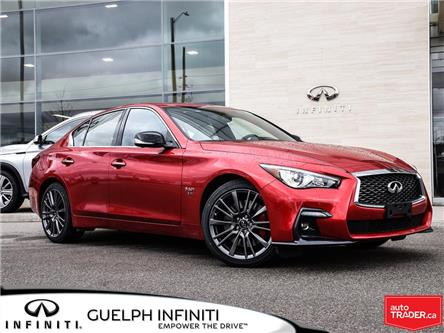 2020 Infiniti Q50  (Stk: I7180) in Guelph - Image 1 of 26
