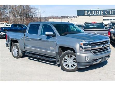 2017 Chevrolet Silverado 1500 High Country (Stk: 27366U) in Barrie - Image 1 of 30