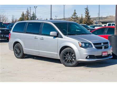 2019 Dodge Grand Caravan GT (Stk: 27336UR) in Barrie - Image 1 of 30