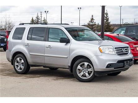 2015 Honda Pilot LX (Stk: 27395UX) in Barrie - Image 1 of 27