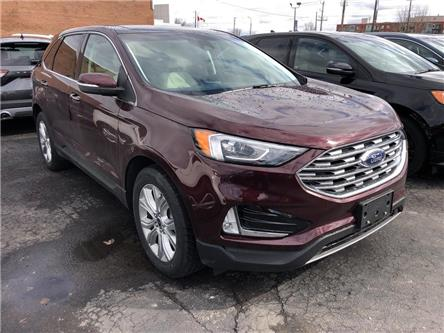 2020 Ford Edge Titanium (Stk: EDB298) in Waterloo - Image 1 of 5