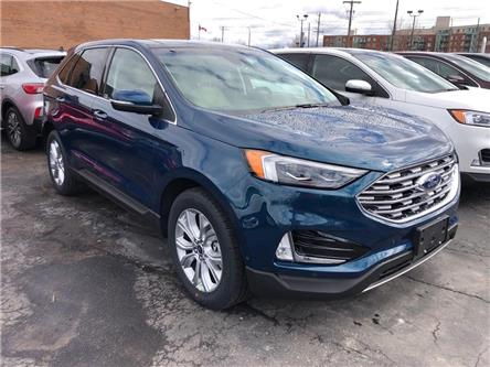 2020 Ford Edge Titanium (Stk: EDB332) in Waterloo - Image 1 of 5