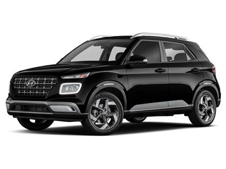 2020 Hyundai Venue Ultimate w/Black Interior (IVT) (Stk: N22201) in Toronto - Image 1 of 2