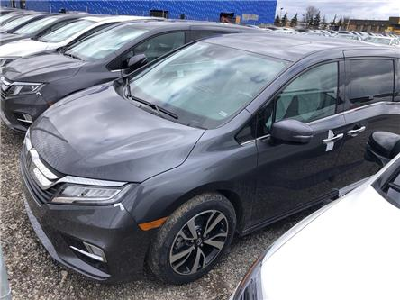 2020 Honda Odyssey Touring (Stk: I200753) in Mississauga - Image 1 of 5