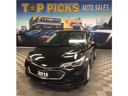 2016 Chevrolet Cruze LT Auto (Stk: 263868) in NORTH BAY - Image 1 of 26